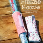 Freezie Koozies Tutorial