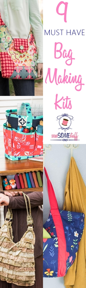 9 must have bag making kits