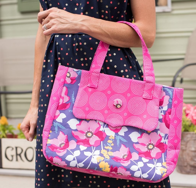 Joy McKeon Flora Tote Kit