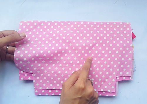Ombre ruffle pouch sewing tutorial93