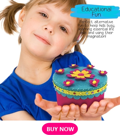 jewelry-box-sewing-pattern-kit-for-kids-starter-kit-with-all-parts-and-accessories-included-felt-fabrics-supplies-sewing-project-set-educational-fun