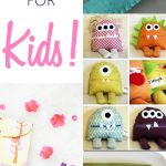 9 BEST and SIMPLEST Beginner's Sewing Projects (Kids)