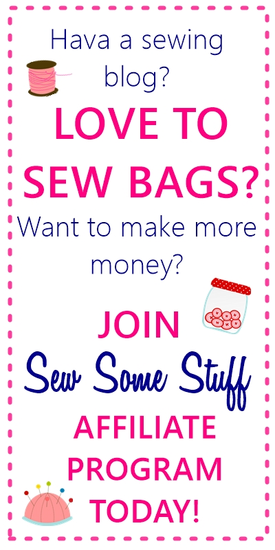 Affiliate marketing programs for sewing bloggers