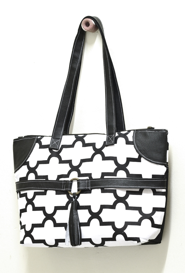 Super Simple Tote Best Bag Sewing Pattern - Sew Some Stuff