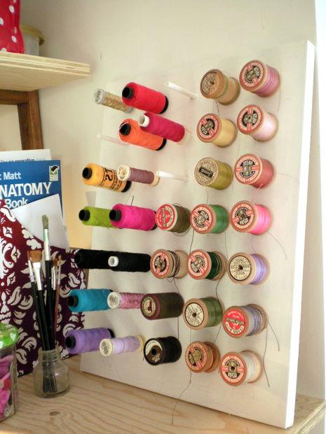 Etonnant Thread Storage Ideas Part 2