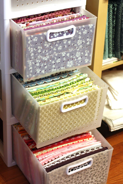 19 Amazing Fabric Storage Ideas For Sewing Rooms Sew
