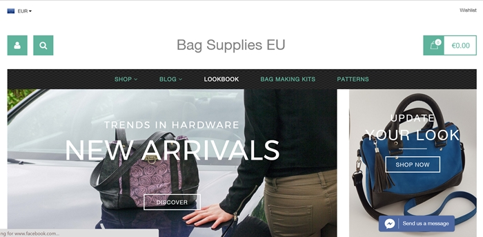 European Bag Makers This Is For You Can Now Get Your Beloved Hardware From The Making Supplies Online